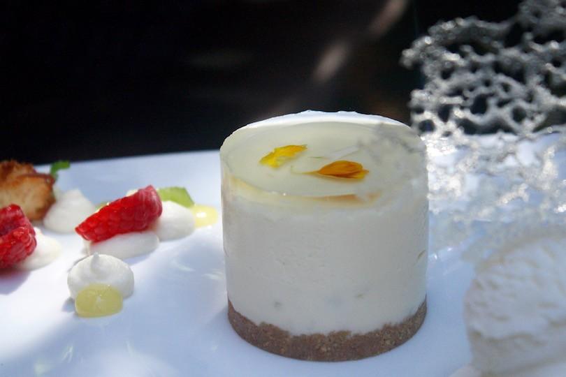 Minami Spring Menu_Lime Coconut Cheesecake