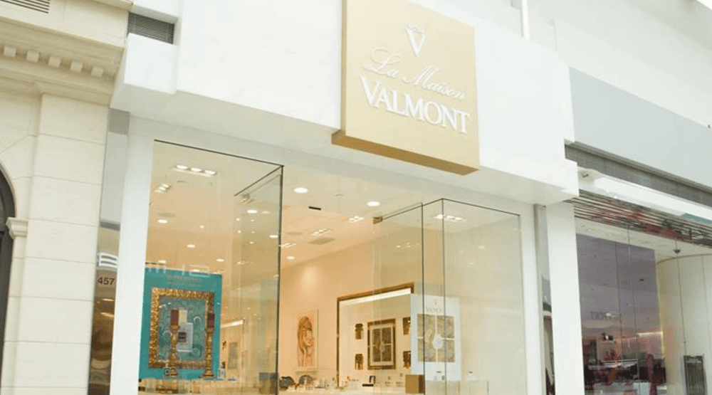 Luxury skincare brand La Maison Valmont opens Vancouver location at Oakridge Centre