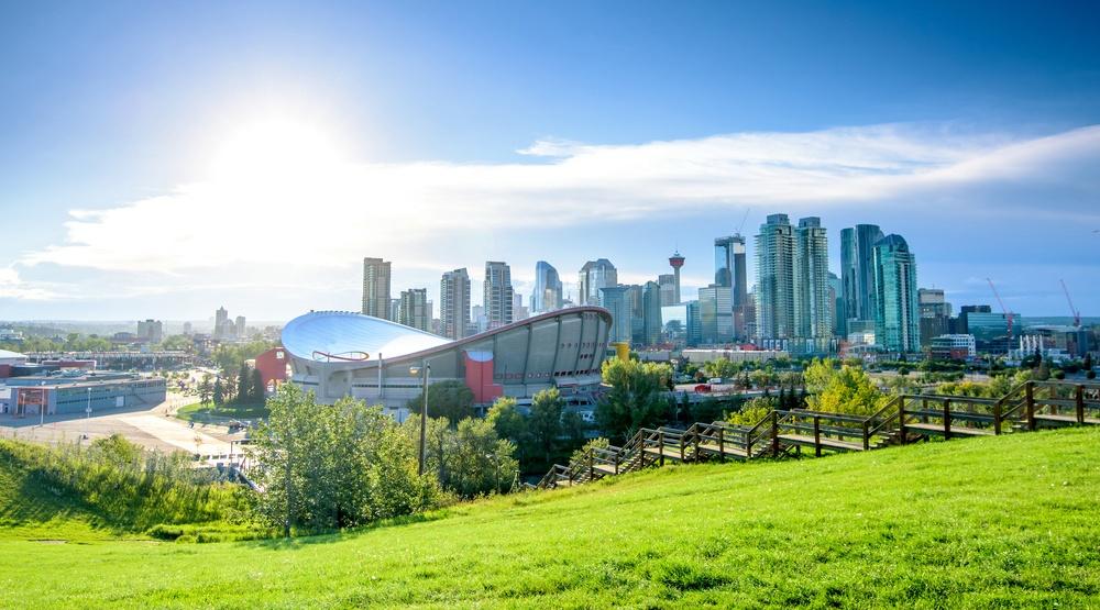 Calgary summer shutterstock