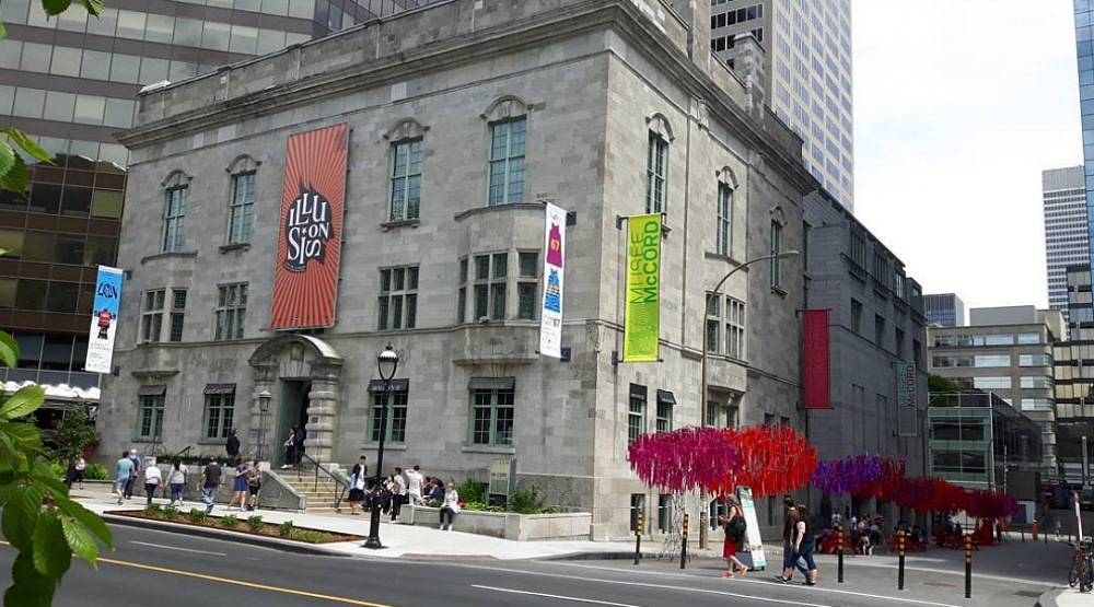 The McCord Museum is open late on Wednesday nights and it's free