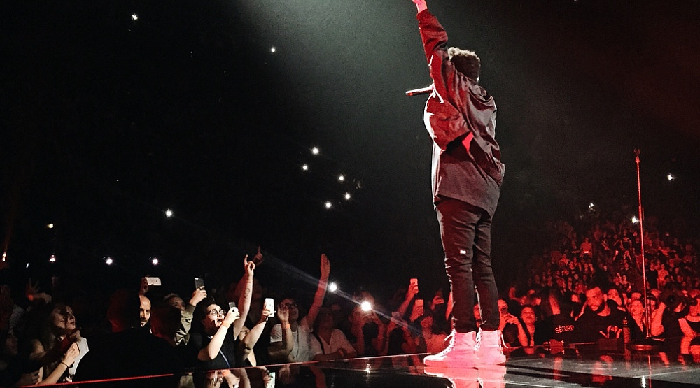 21 photos and videos from The Weeknd concert in Montreal