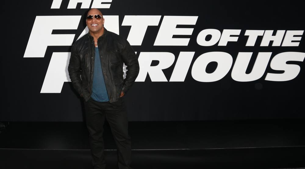 "Dwayne ""The Rock"" Johnson coming to Vancouver to shoot new movie"