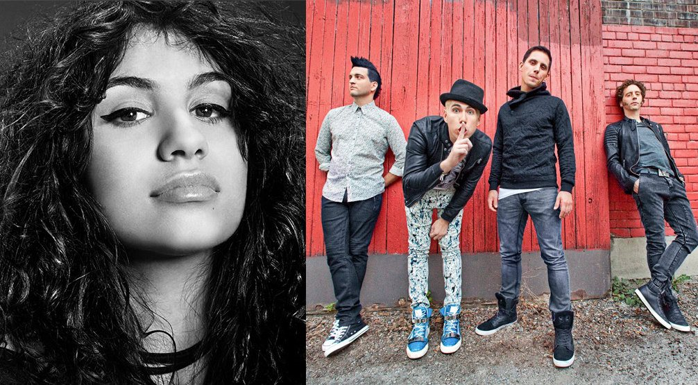 Calgary Stampede Coca-Cola Stage adds Alessia Cara and Marianas Trench to lineup