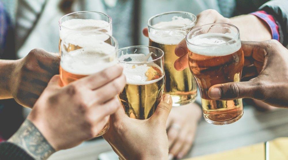 Cheers with beer_Shutterstock