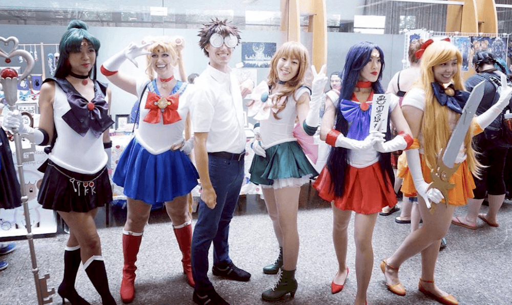 There's a Sailor Moon Celebration in Toronto next month