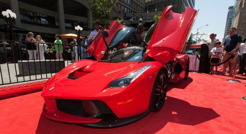 yorkville exotic car Father's Day