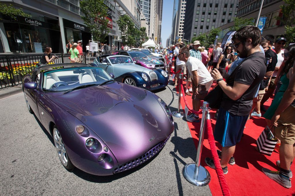 Theres A Huge Exotic Car Show In Yorkville This Month Daily Hive - Exotic car show near me