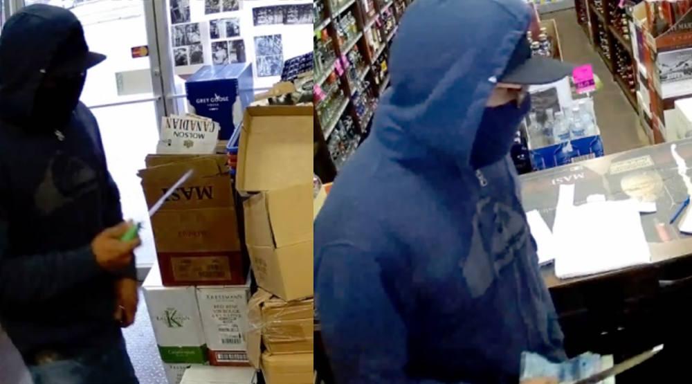 Calgary Police seek public's help to identify robbery suspect (PHOTOS)
