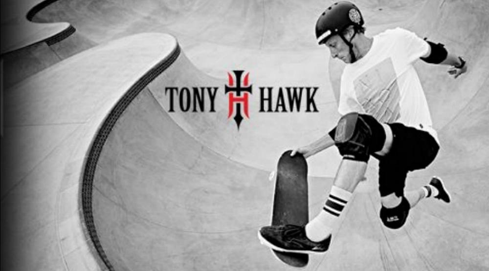Tony Hawk will be skateboarding in Montreal this summer