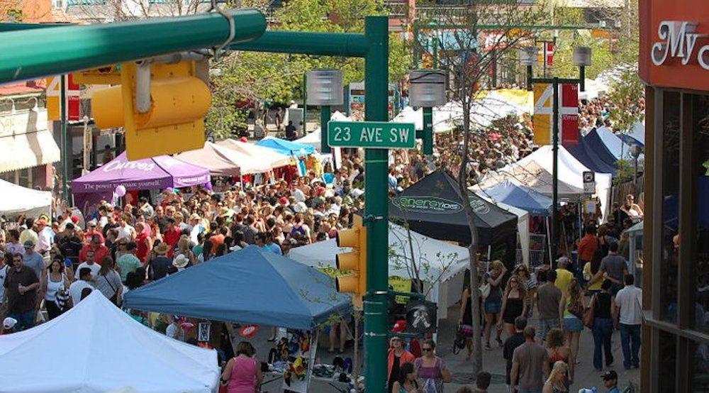 Lilac festival street fb