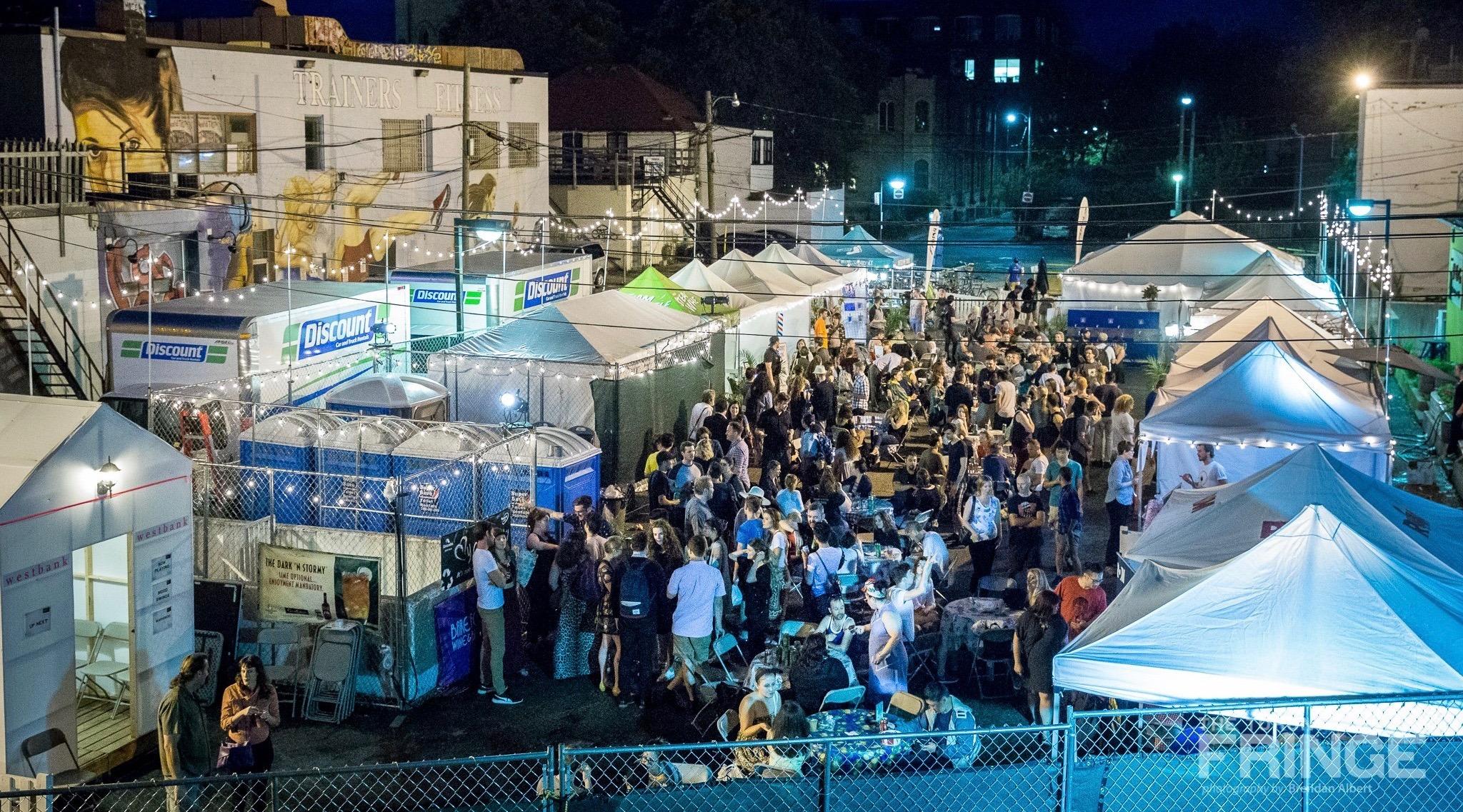 Fringe festival 1