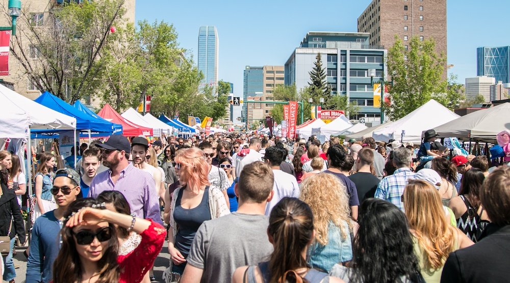 11 festivals happening in Calgary June 2017