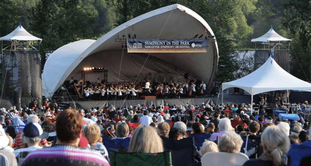 Symphony in the Park returns to Deer Lake July 2017