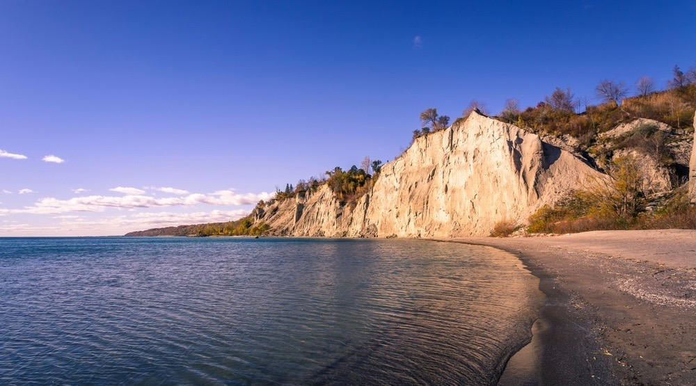 Access to Scarborough Bluffs' shoreline prohibited for public safety