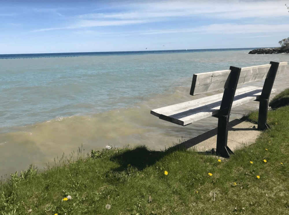 scarborough bluffs may 2017