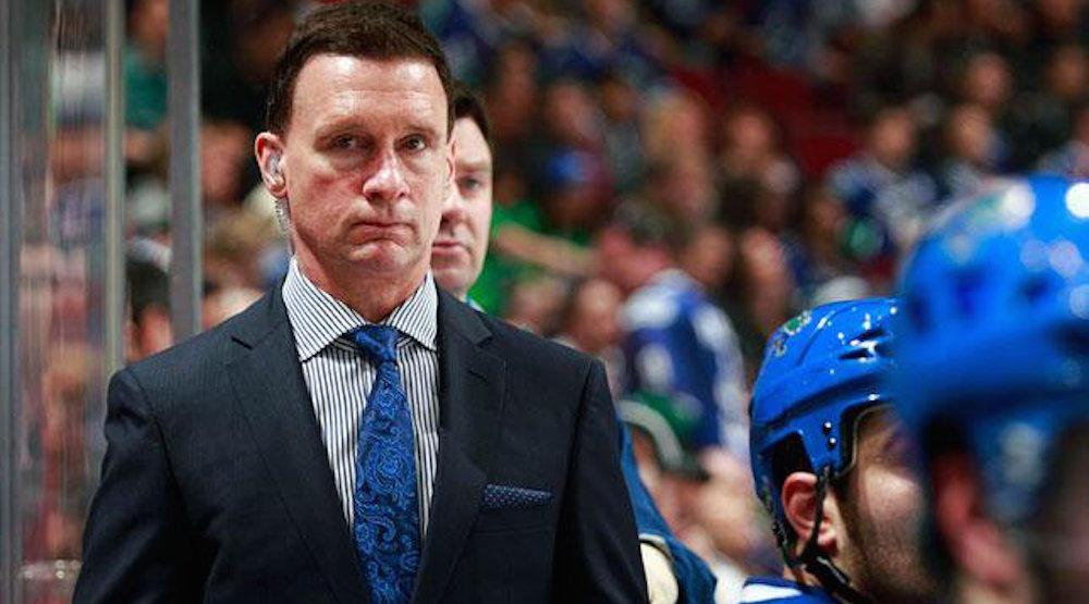 Report: Canucks interested in hiring 2011 power play guru Newell Brown