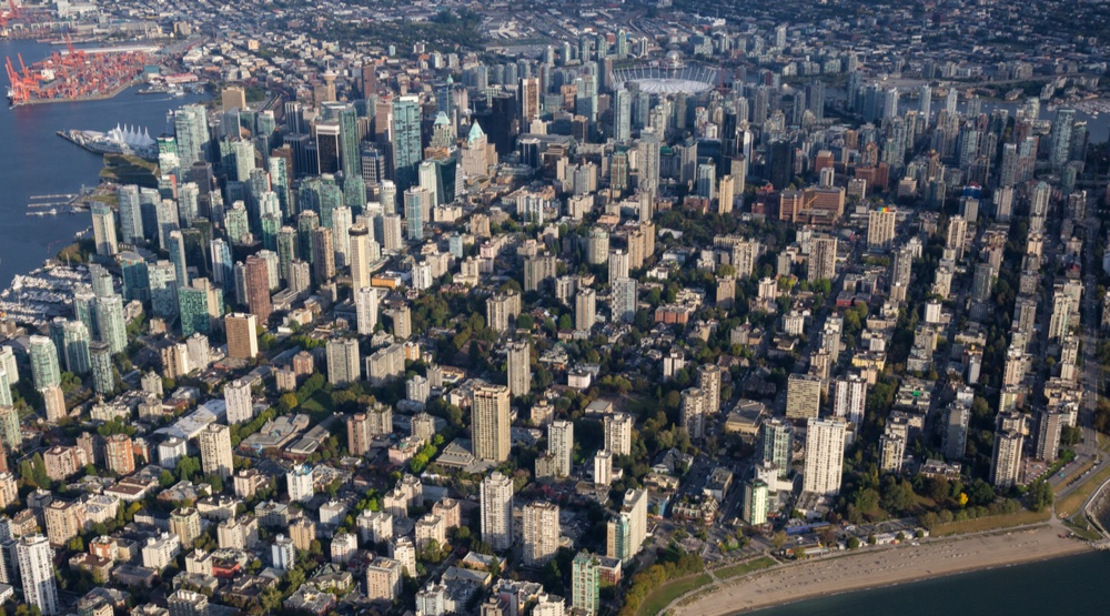 Here's how Vancouver's size stacks up against other Canadian cities