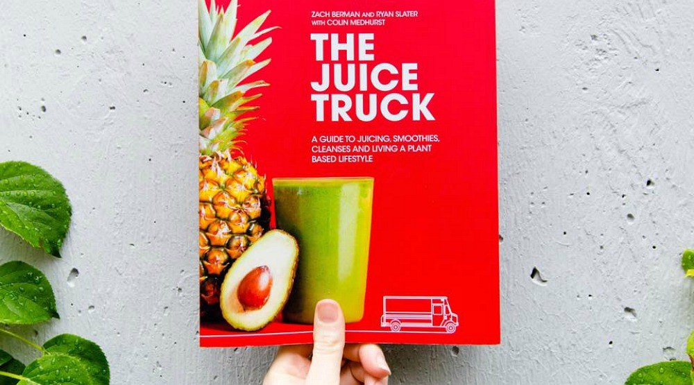 Win a free copy of The Juice Truck cookbook (CONTEST)
