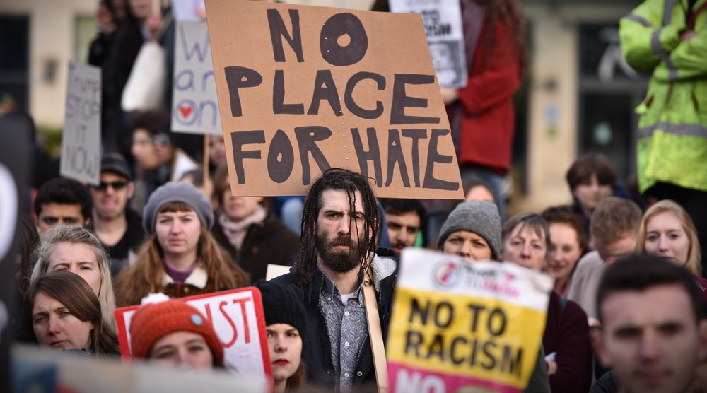 Anti racism rally to be held at City Hall Saturday, June 3