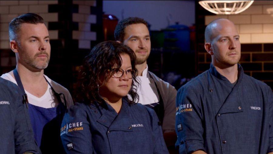 Top Chef Canada names Calgary's Nicole Gomes the All Star winner