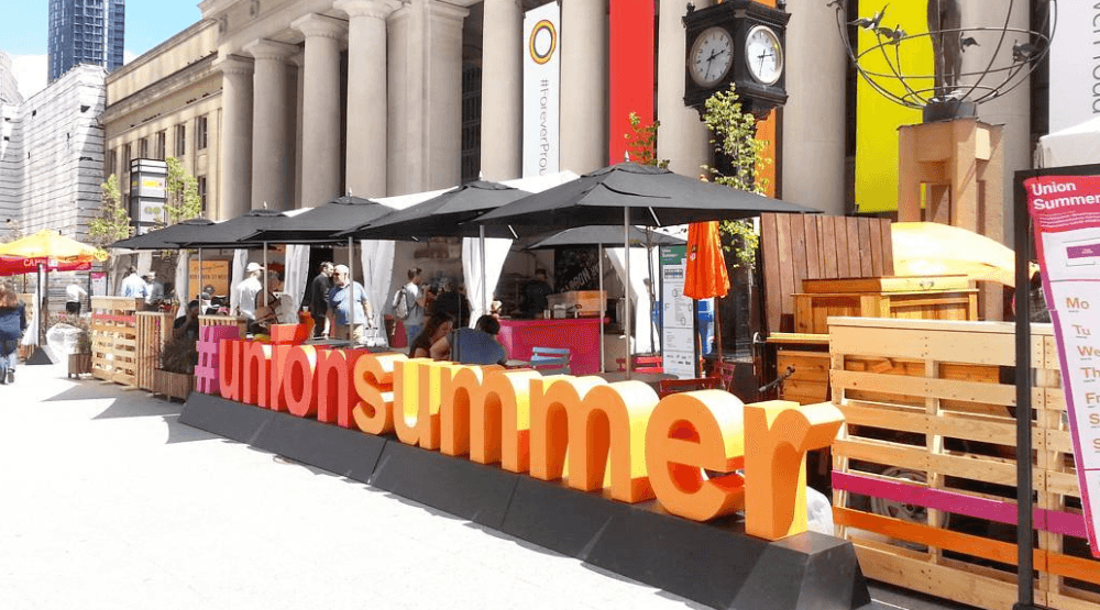 Union Station summer market will not return this year