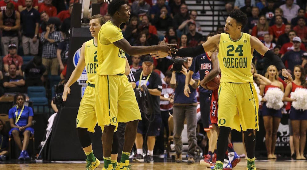Dillon brooks oregon