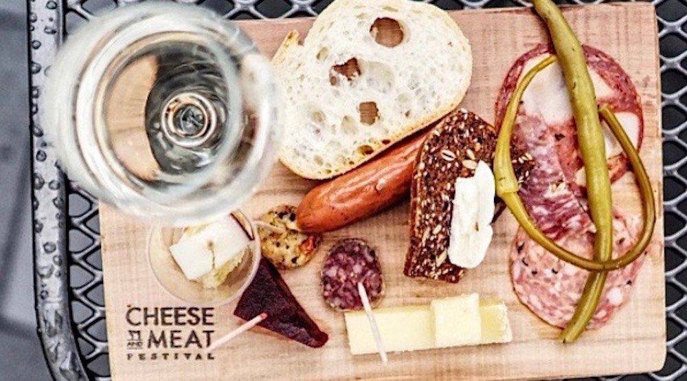 Get tickets to Vancouver's much-loved Cheese and Meat Festival May 22
