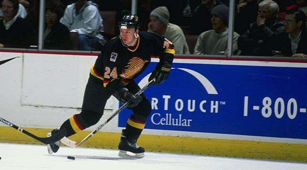 Scott walker canucks