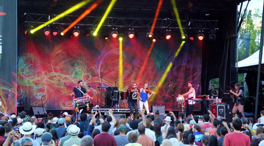 Concertsurrey fusion festival