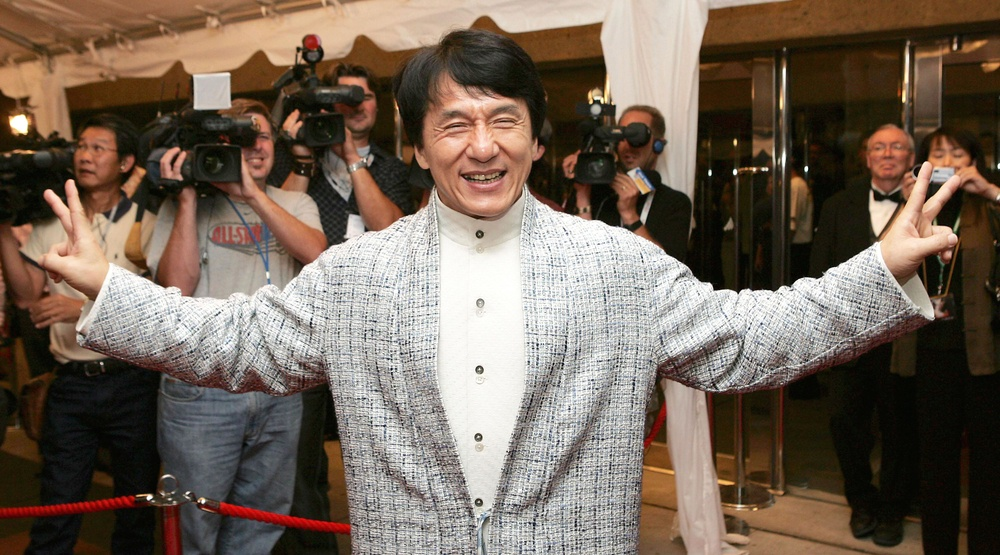 Jackie Chan is coming to Vancouver this month