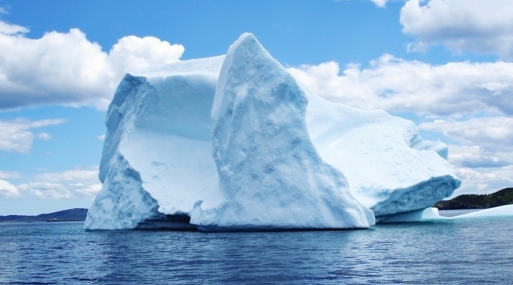 A 20,000-year-old iceberg is coming to Toronto this summer