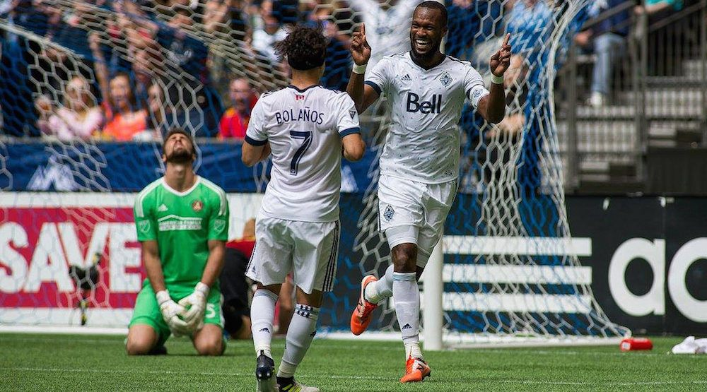 kendall waston whitecaps fc