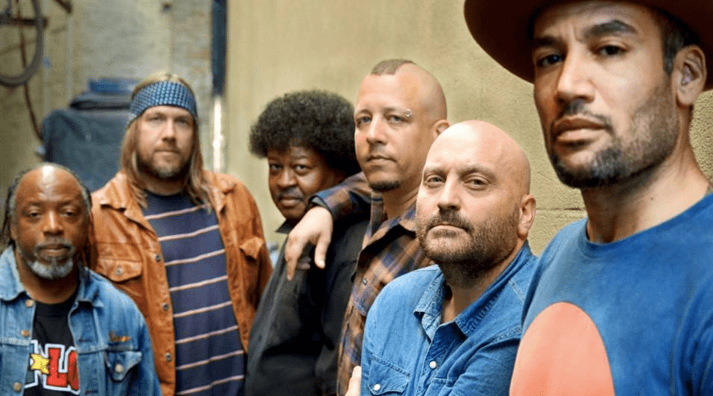 Ben Harper and the Innocent Criminals Vancouver 2017 concert at Commodore Ballroom