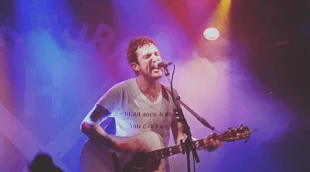 Frank Turner Vancouver 2017 concert at Commodore Ballroom