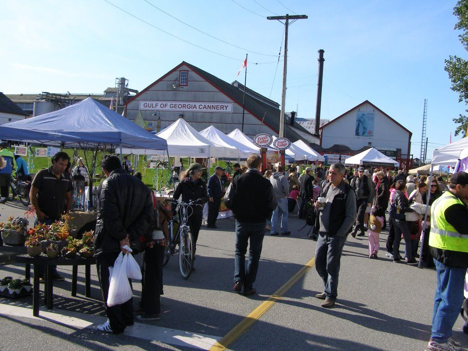 Steveston Farmers and Artisans Market