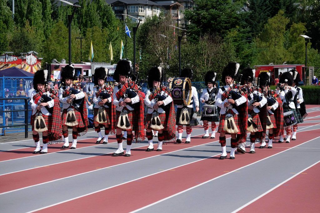 BC Highland Games and Scottish Festival