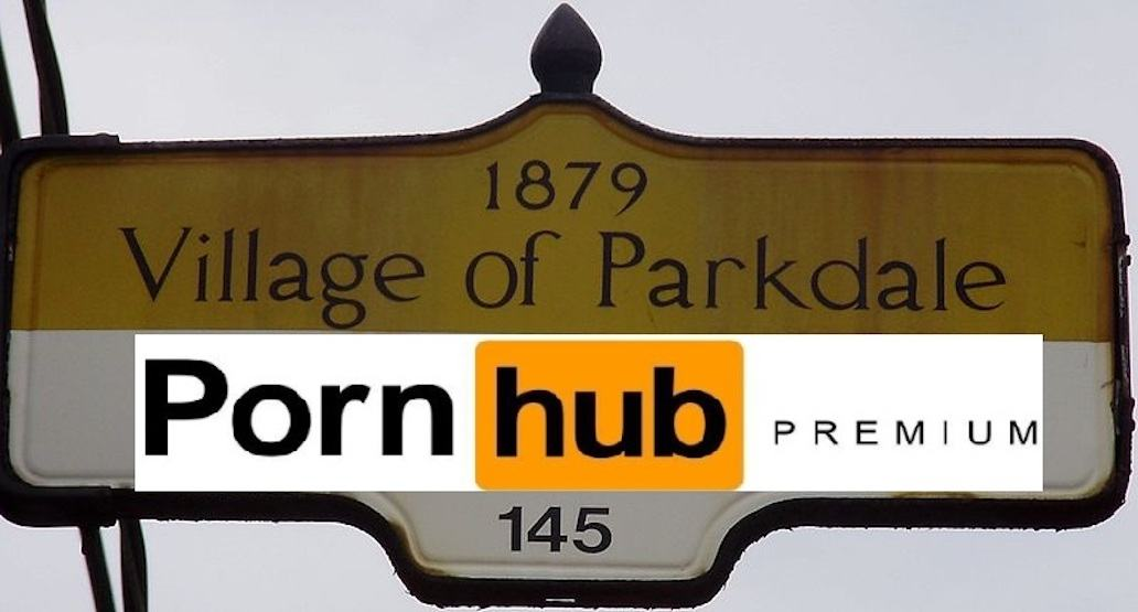 Pornhub is offering free premium memberships to Parkdale residents