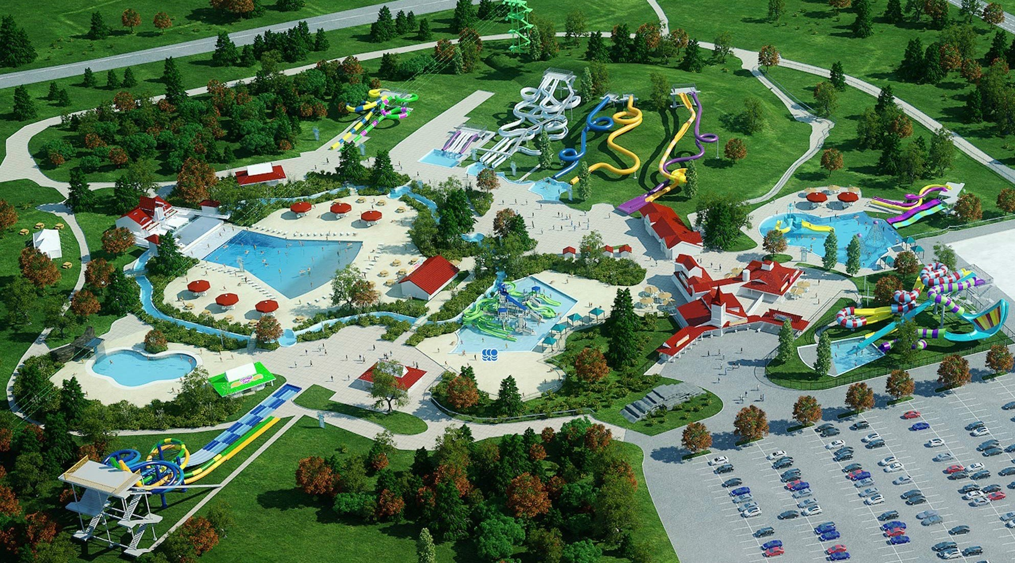 All new Wet'n'Wild water park to host a sneak peek this weekend