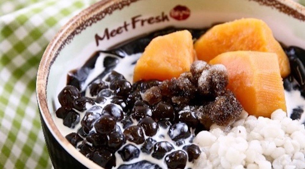 Taiwanese Dessert spot Meet Fresh opens location on Robson Street