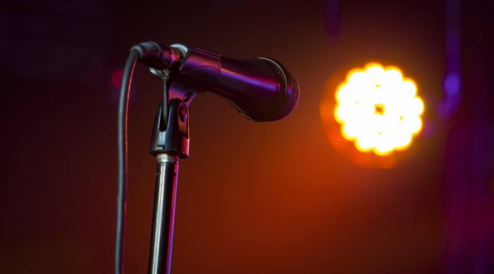 Comedy mic1