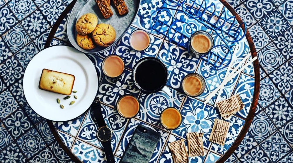 Bombay Street Food Co. launches High Chai
