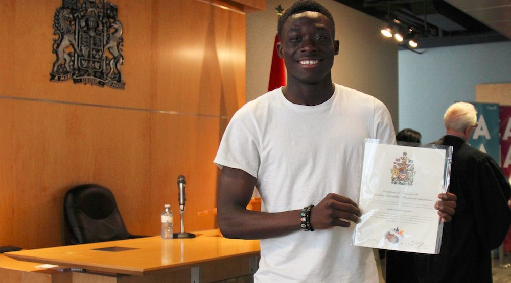 Alphonso Davies documentary shows his journey from Ghana to Canada (VIDEO)