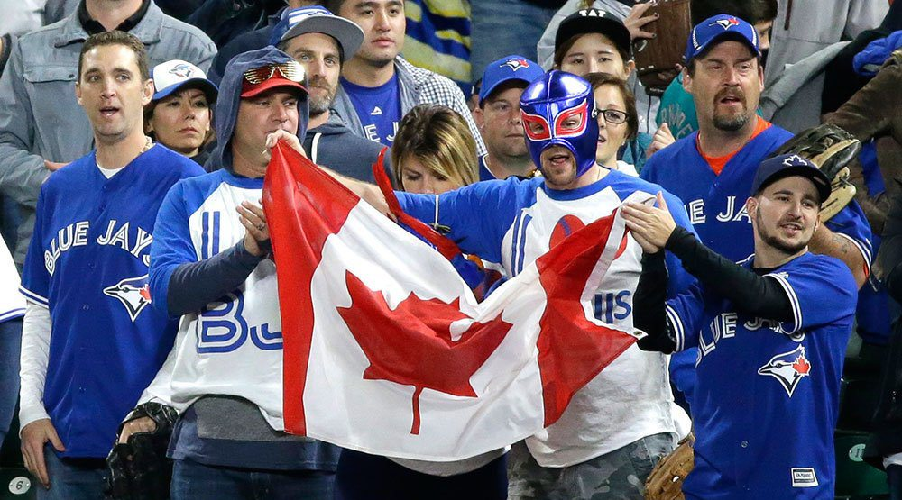 Blue Jays fans from Western Canada will take over Seattle again this weekend
