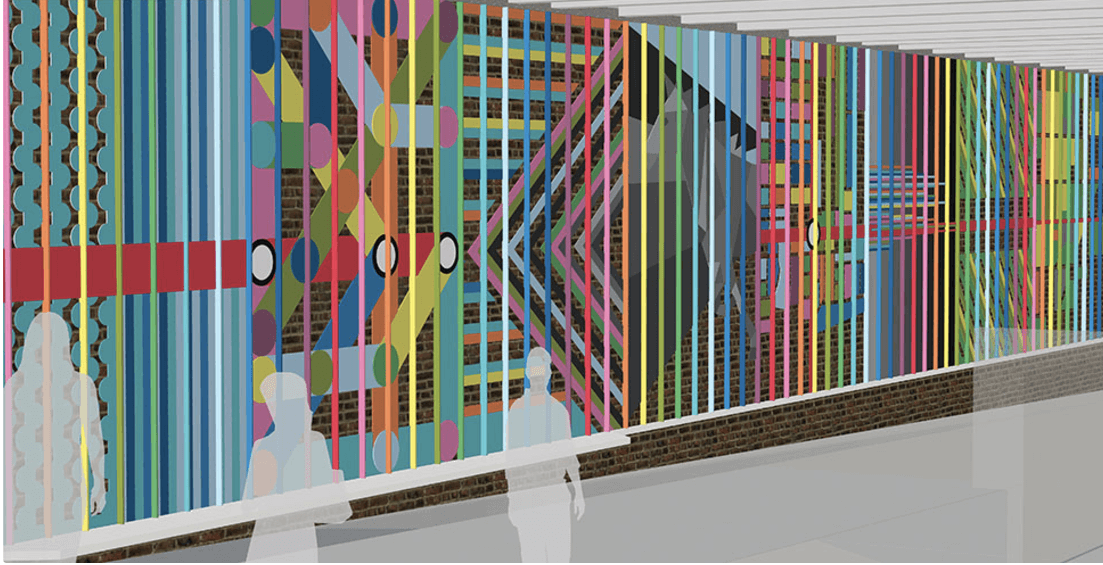 TTC unveils new murals and art installations for subway stations