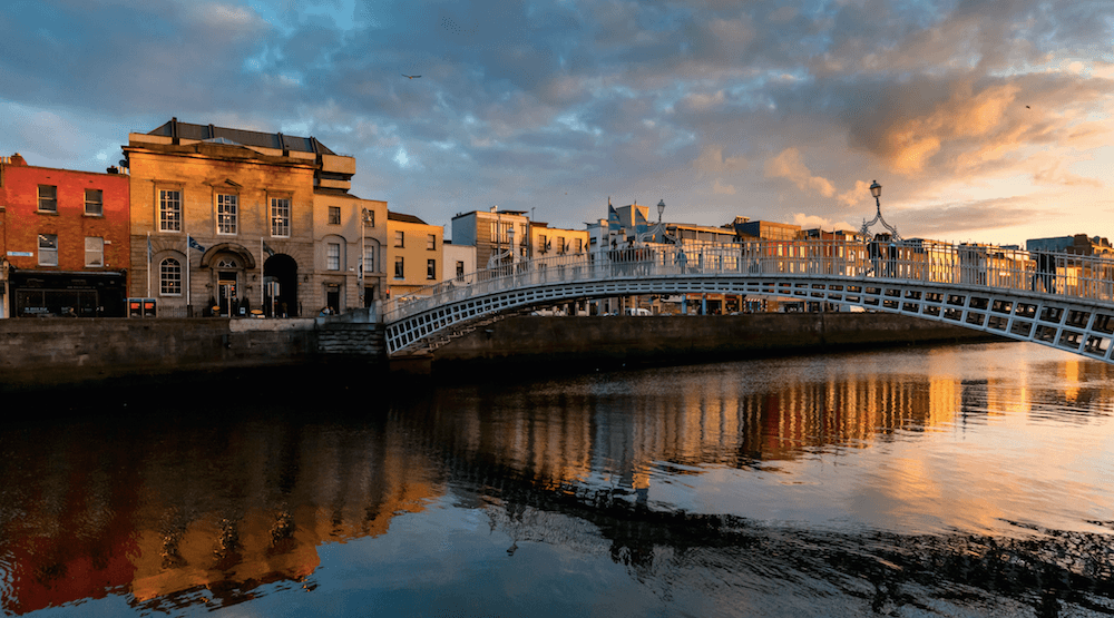 You can fly from Vancouver to Dublin for $664 return