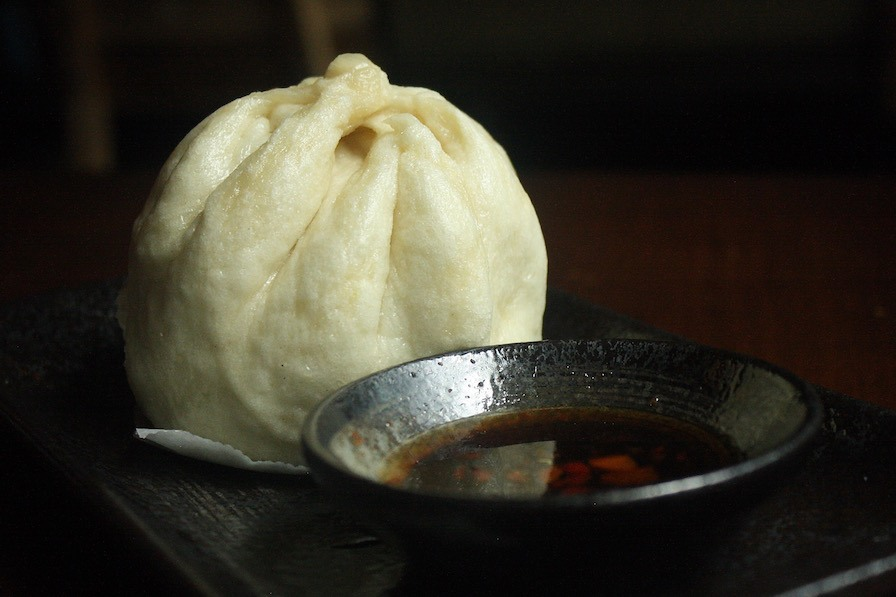 House Special_Steamed Pork Bao