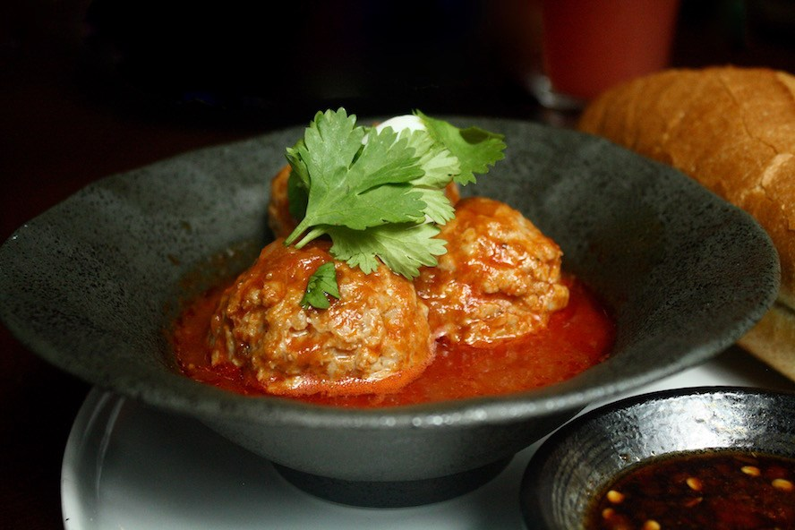 House Special_Tomato Braised Meatball