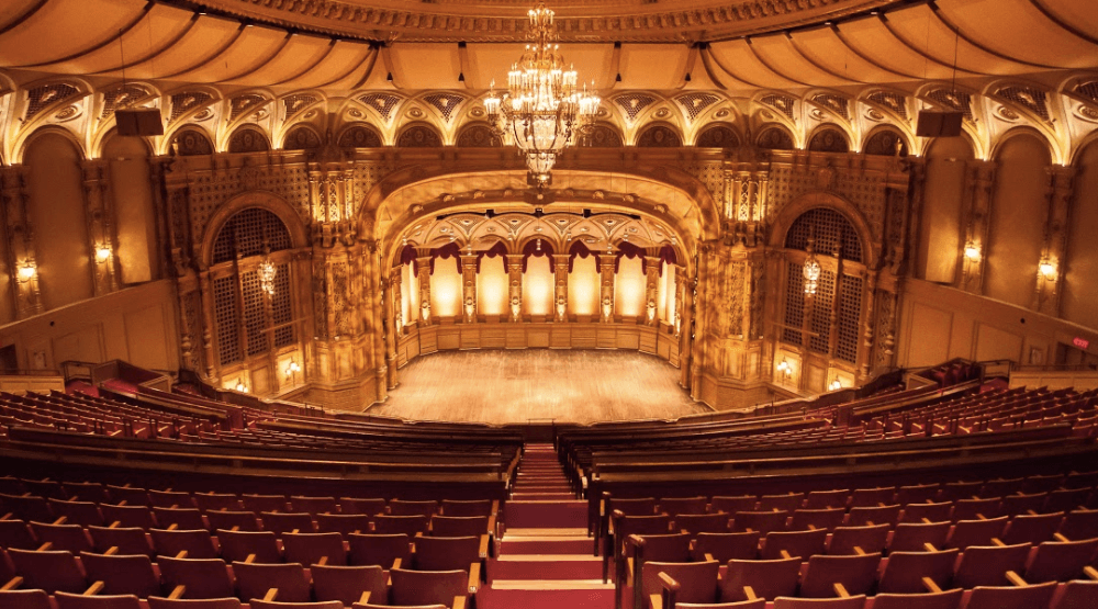 Orpheum theatre (Vancouver Civic theatres)