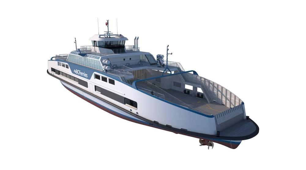 Bc ferries minor class vessel 2
