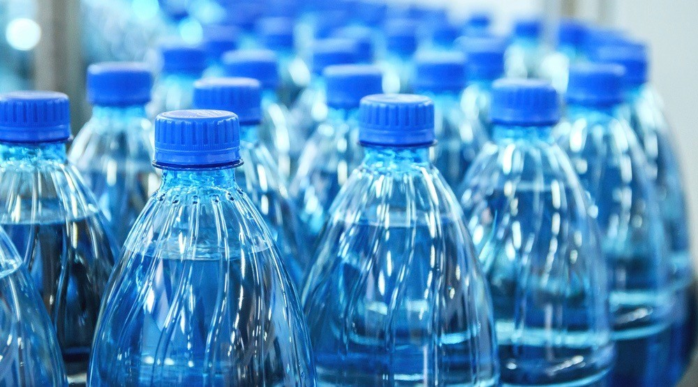 water bottling fees
